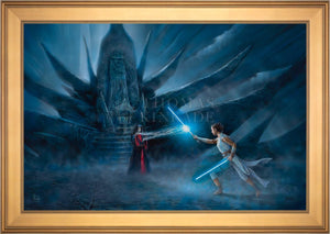 Rey's Awakening - Limited Edition Canvas (SN - Standard Numbered)
