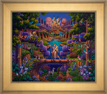 Load image into Gallery viewer, Sleeping Beauty - The Power of Love - Limited Edition Canvas (SN - Standard Numbered) - ArtOfEntertainment.com