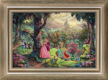 Load image into Gallery viewer, Sleeping Beauty - Limited Edition Canvas (JE - Jewel Edition) - ArtOfEntertainment.com