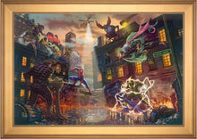 Load image into Gallery viewer, Spider-Man vs. the Sinister Six - Limited Edition Canvas (SN - Standard Numbered) - ArtOfEntertainment.com