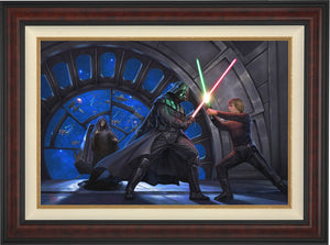 A Son's Destiny - Limited Edition Canvas (SN - Standard Numbered) - ArtOfEntertainment.com