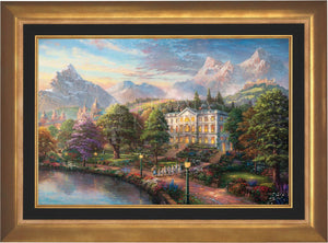 Sound of Music - Limited Edition Canvas (SN - Standard Numbered) - ArtOfEntertainment.com