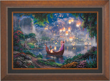 Load image into Gallery viewer, Tangled - Limited Edition Canvas (SN - Standard Numbered) - ArtOfEntertainment.com