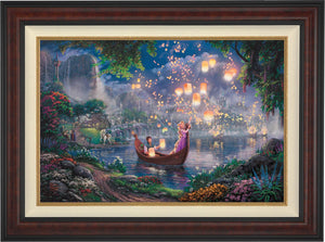 Tangled - Limited Edition Canvas (SN - Standard Numbered) - ArtOfEntertainment.com
