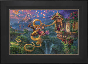 Tangled Up in Love - Limited Edition Canvas (SN - Standard Numbered) - ArtOfEntertainment.com