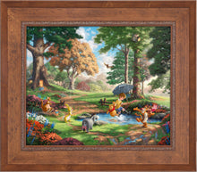 Load image into Gallery viewer, Winnie The Pooh I - Limited Edition Canvas (SN - Standard Numbered) - ArtOfEntertainment.com