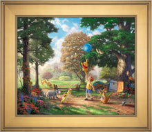Load image into Gallery viewer, Winnie The Pooh II - Limited Edition Canvas (SN - Standard Numbered) - ArtOfEntertainment.com