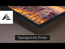 Load and play video in Gallery viewer, Tangled - Standard Art Prints