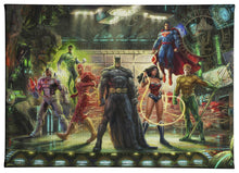 Load image into Gallery viewer, Gallery Wrapped Canvas The Justice League