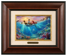 Load image into Gallery viewer, Little Mermaid Falling in Love - Brushworks