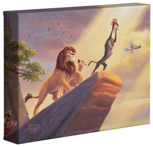 The Lion King - Gallery Wrapped Canvas - ArtOfEntertainment.com