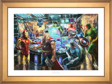 Load image into Gallery viewer, The Avengers - Limited Edition Paper (SN - Standard Numbered) - ArtOfEntertainment.com