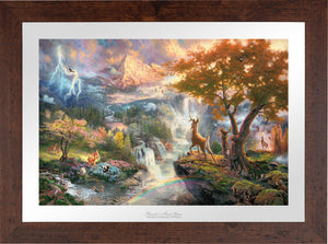 Bambi's First Year - Limited Edition Paper (SN - Standard Numbered) - ArtOfEntertainment.com