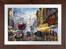 Load image into Gallery viewer, Batman, Superman, Wonder Woman - Limited Edition Paper (SN - Standard Numbered) - ArtOfEntertainment.com