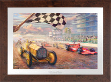 Load image into Gallery viewer, A Century of Racing! - Limited Edition Paper (SN - Standard Numbered) - ArtOfEntertainment.com
