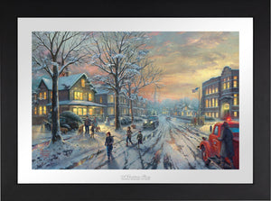 A Christmas Story - Limited Edition Paper (SN - Standard Numbered) - ArtOfEntertainment.com