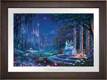 Load image into Gallery viewer, Cinderella Dancing in the Starlight - Limited Edition Paper (SN - Standard Numbered) - ArtOfEntertainment.com