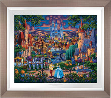 Load image into Gallery viewer, Cinderella's Enchanted Evening - Limited Edition Paper (AP - Artist Proof) - ArtOfEntertainment.com