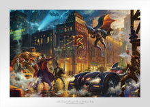 Load image into Gallery viewer, Dark Knight Saves Gotham City, The - Limited Edition Paper - SN - (Unframed)