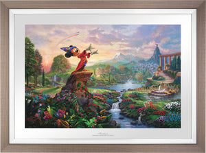 Fantasia - Limited Edition Paper (SN - Standard Numbered) - ArtOfEntertainment.com