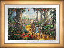 Load image into Gallery viewer, Follow The YELLOW BRICK ROAD - Limited Edition Paper (SN - Standard Numbered) - ArtOfEntertainment.com