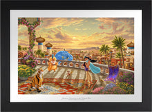 Load image into Gallery viewer, Jasmine Dancing in the Desert Sun - Limited Edition Paper (SN - Standard Numbered) - ArtOfEntertainment.com