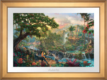 Load image into Gallery viewer, The Jungle Book - Limited Edition Paper (SN - Standard Numbered) - ArtOfEntertainment.com