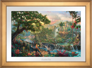 The Jungle Book - Limited Edition Paper (SN - Standard Numbered) - ArtOfEntertainment.com