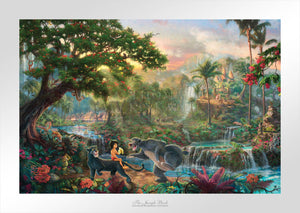 Jungle Book, The - Limited Edition Paper - SN - (Unframed)
