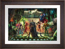 Load image into Gallery viewer, The Justice League - Limited Edition Paper (SN - Standard Numbered) - ArtOfEntertainment.com