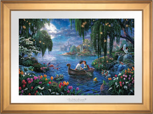 The Little Mermaid II - Limited Edition Paper (SN - Standard Numbered) - ArtOfEntertainment.com