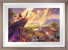 Load image into Gallery viewer, The Lion King - Limited Edition Paper (SN - Standard Numbered) - ArtOfEntertainment.com