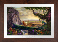 Load image into Gallery viewer, Disney Lion King - Return to Pride Rock - Limited Edition Paper (SN - Standard Numbered) - ArtOfEntertainment.com