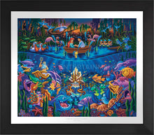 Load image into Gallery viewer, Little Mermaid - Part of Your World - Limited Edition Paper (SN - Standard Numbered) - ArtOfEntertainment.com