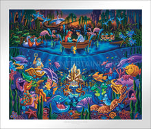 Load image into Gallery viewer, Little Mermaid - Part of Your World - Limited Edition Paper - SN - (Unframed)