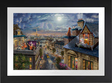 Load image into Gallery viewer, Disney - The Aristocats - Love Under the Moon - Limited Edition Paper (SN - Standard Numbered)