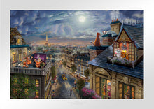 Load image into Gallery viewer, Aristocats - Love Under the Moon, The - Limited Edition Paper - SN - (Unframed)