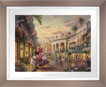 Load image into Gallery viewer, Minnie Rocks the Dots on Rodeo Drive - Limited Edition Paper (SN - Standard Numbered) - ArtOfEntertainment.com
