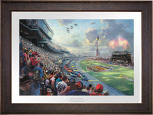 Load image into Gallery viewer, NASCAR Thunder - Limited Edition Paper (SN - Standard Numbered) - ArtOfEntertainment.com