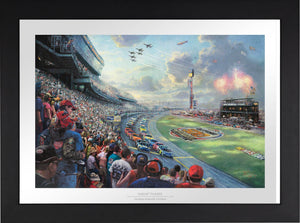 NASCAR Thunder - Limited Edition Paper (SN - Standard Numbered) - ArtOfEntertainment.com