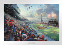 Load image into Gallery viewer, NASCAR Thunder - Limited Edition Paper - SN - (Unframed)