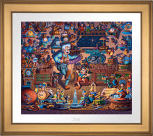 Load image into Gallery viewer, Pinocchio - Limited Edition Paper (AP - Artist Proof)