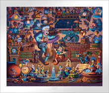 Load image into Gallery viewer, Pinocchio - Limited Edition Paper - AP - (Unframed)