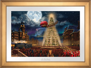 The Polar Express - Limited Edition Paper (SN - Standard Numbered) - ArtOfEntertainment.com
