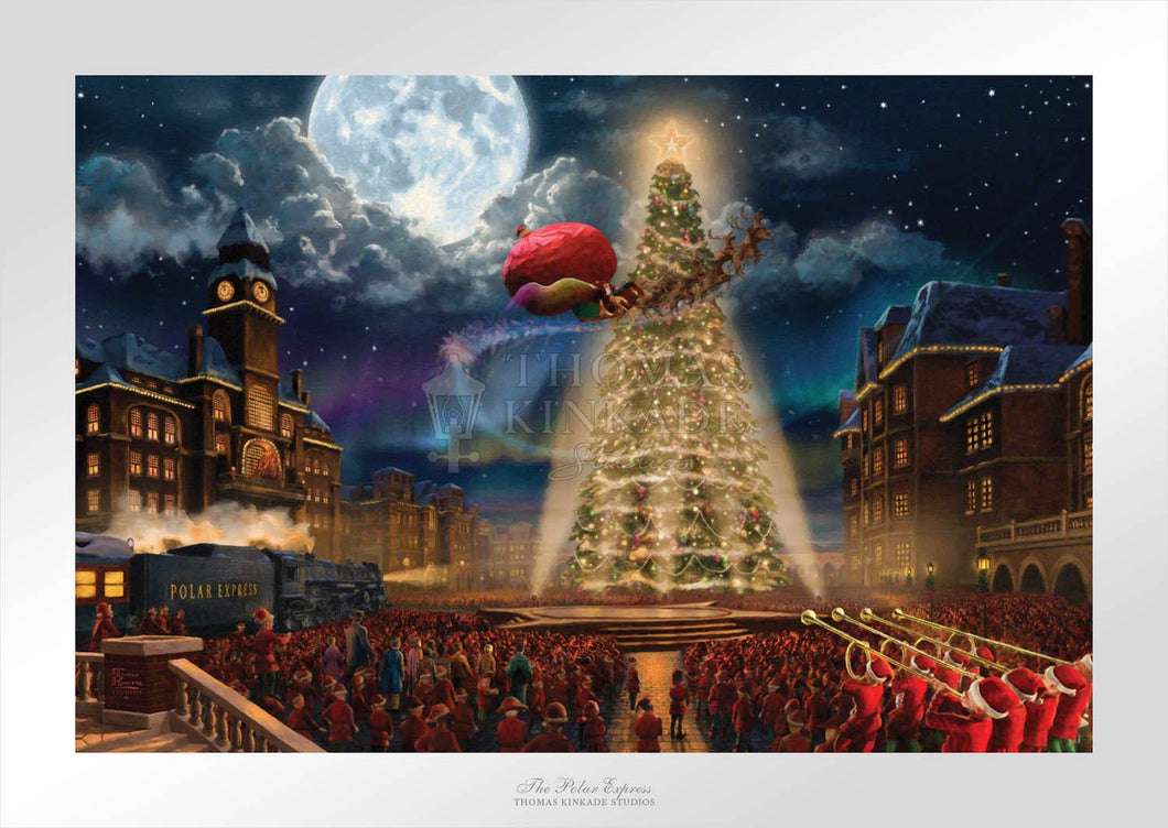 The Polar Express - Limited Edition Paper - SN - (Unframed)