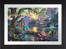 Load image into Gallery viewer, The Princess and the Frog - Limited Edition Paper (SN - Standard Numbered) - ArtOfEntertainment.com