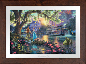 The Princess and the Frog - Limited Edition Paper (SN - Standard Numbered) - ArtOfEntertainment.com