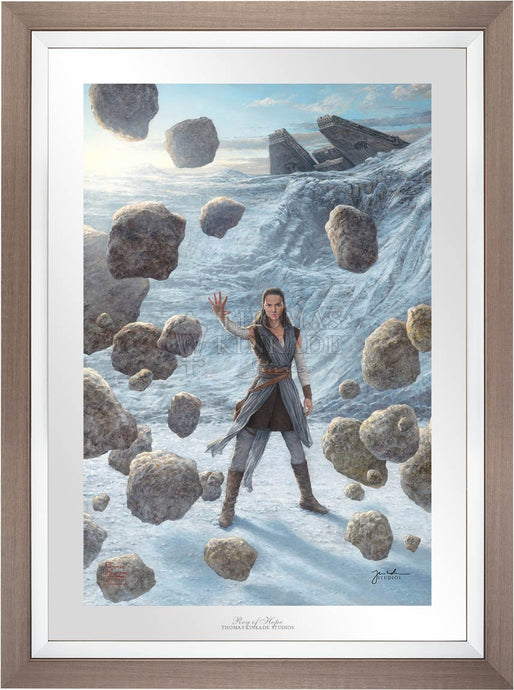 Rey of Hope - Limited Edition Paper (SN - Standard Numbered) - ArtOfEntertainment.com