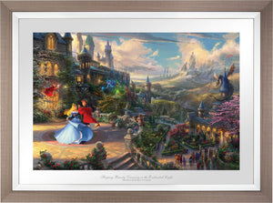 Sleeping Beauty Dancing in the Enchanted Light - Limited Edition Paper (SN - Standard Numbered) - ArtOfEntertainment.com