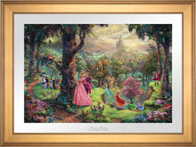 Load image into Gallery viewer, Sleeping Beauty - Limited Edition Paper (SN - Standard Numbered) - ArtOfEntertainment.com